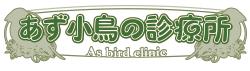 あず小鳥の診療所